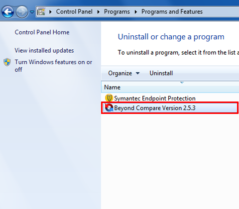 How to Remove & Uninstall Programs / Applications on Windows 7 PC