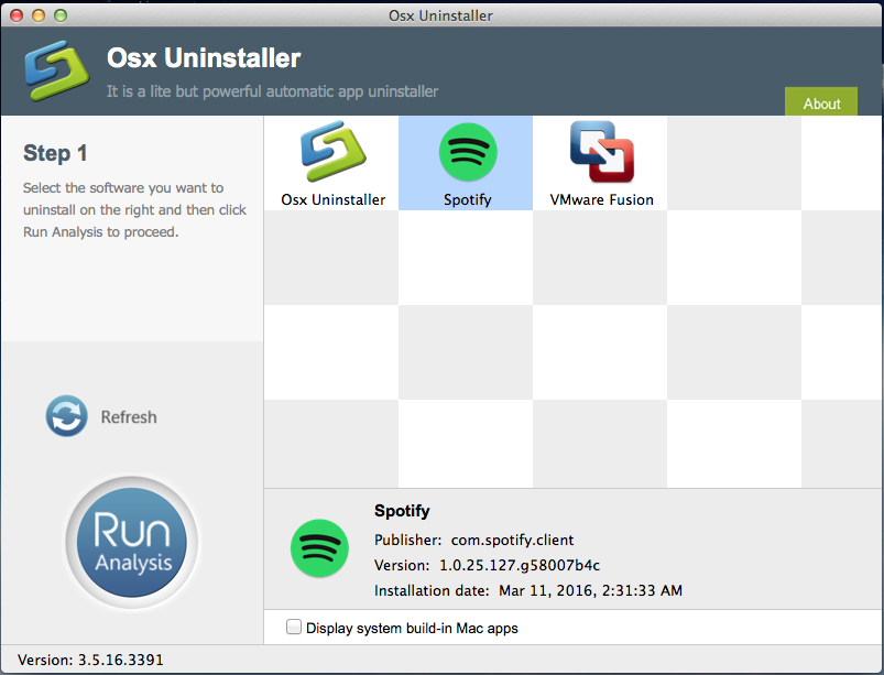 spotify will not uninstall