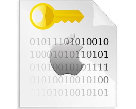 encrypt folder on Mac